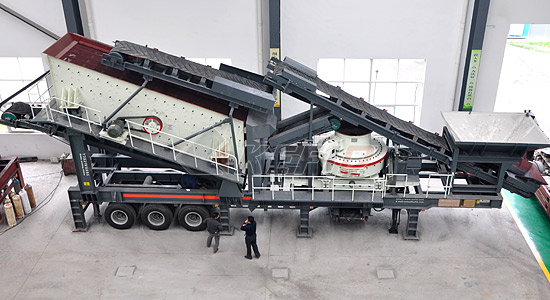 Mobile VSI Crusher - Mobile Crushers,Portable Crusher and