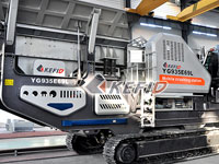 Crawler Mobile Crusher