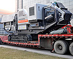 Track-mounted Mobile Crusher Plant