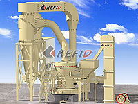 T130X Enhanced Super-fine Grinding Mill