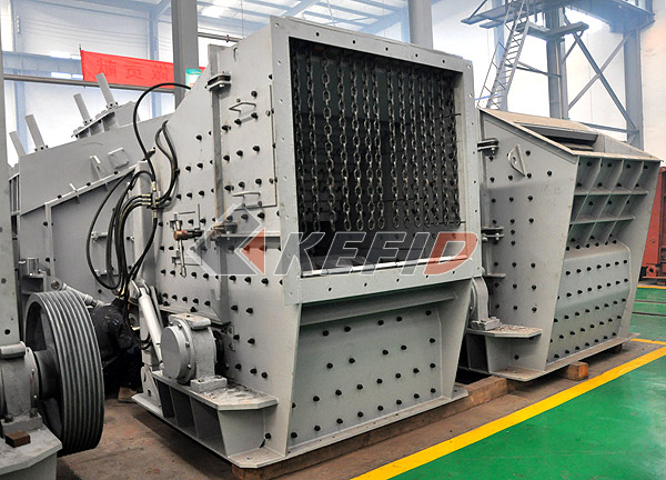 PFP series Impact Crusher